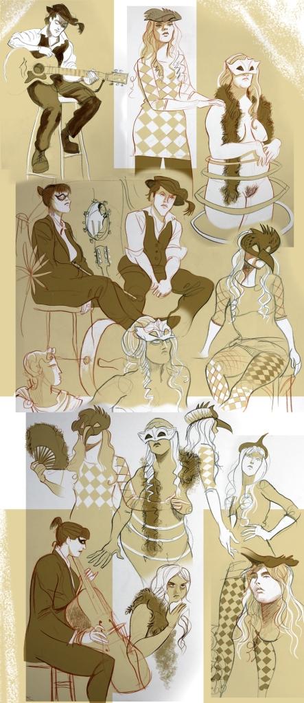22Oct13-BiG_DrawingCircus_compilation